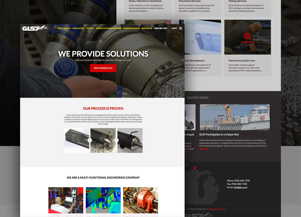 Responsive Website Development   WordPress   Michigan Web Design