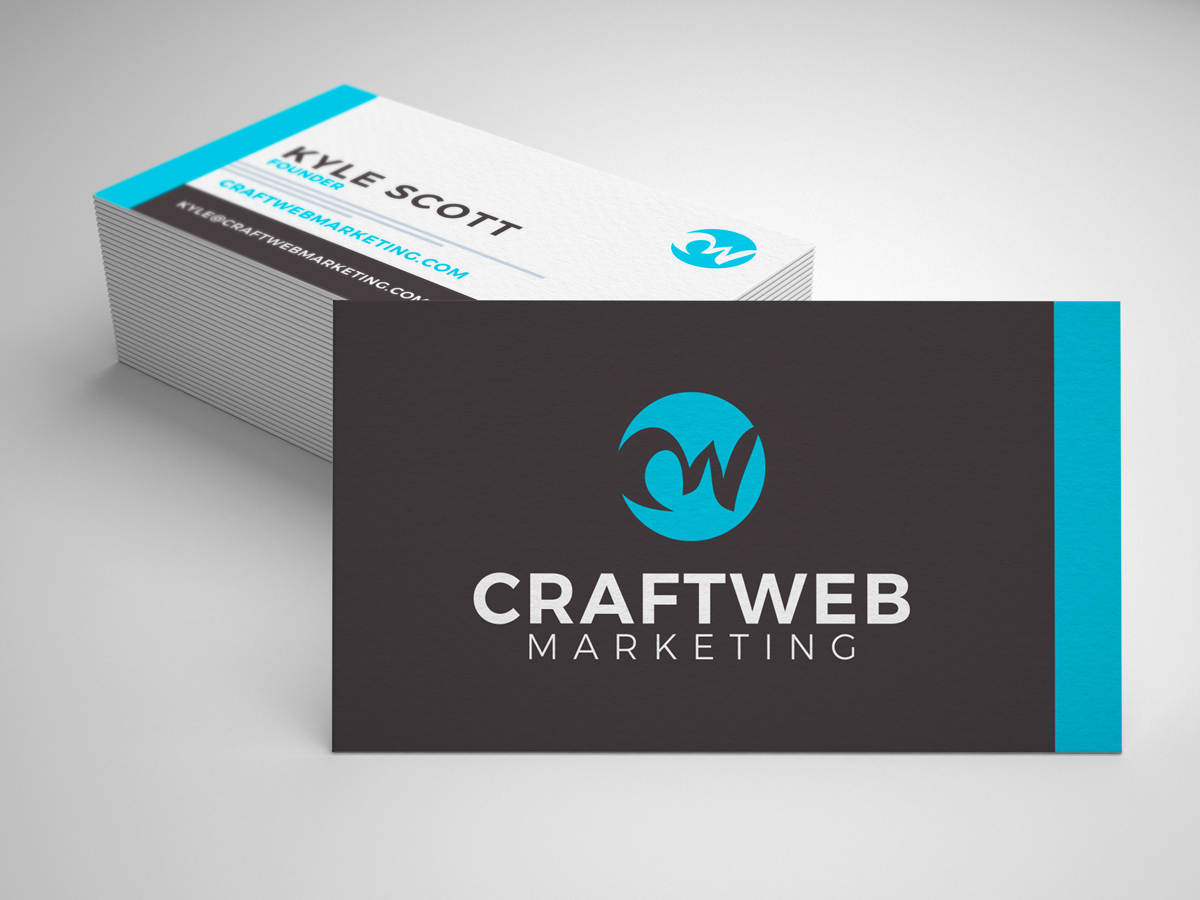 Business Card Design Creative Agency Print Business Cards Houghton Michigan Upper Peninsula