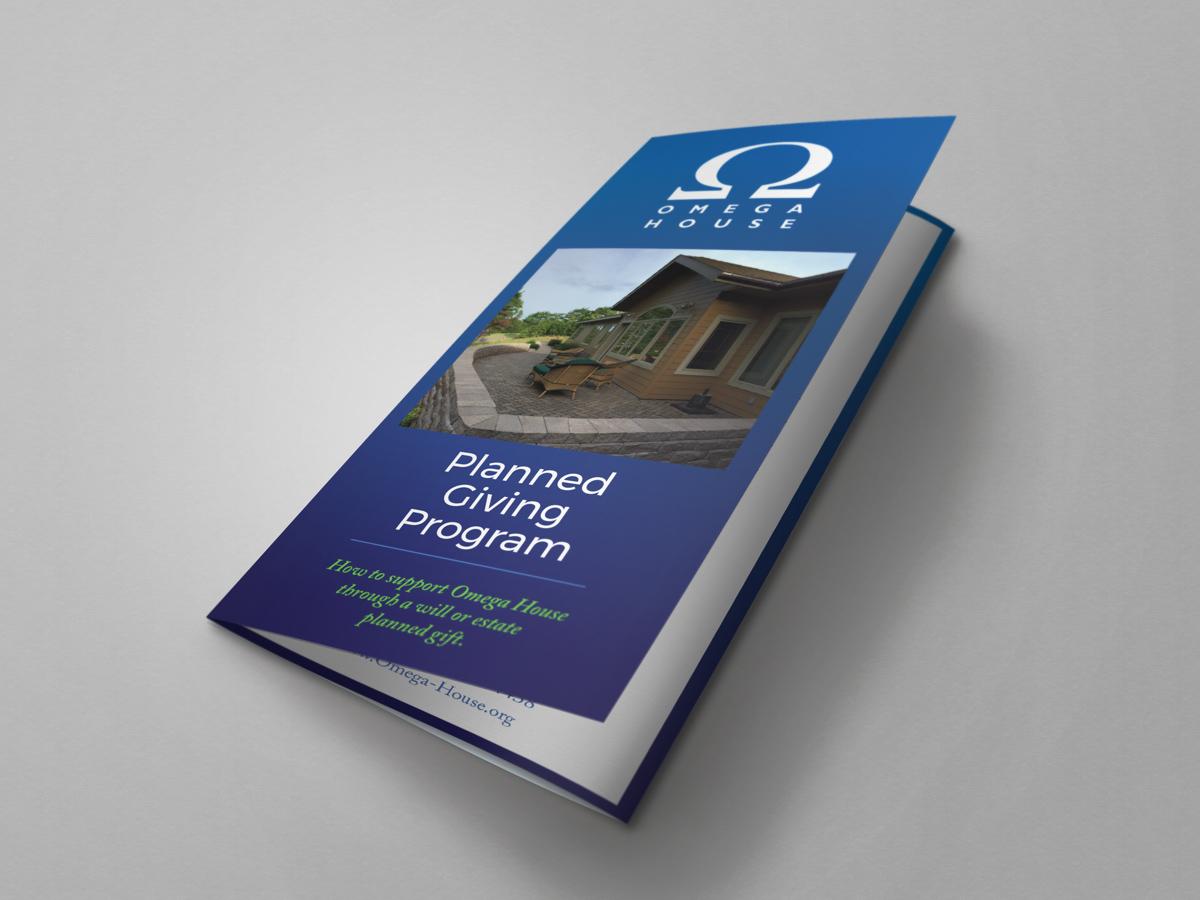 Trifold Brochure Design Marketing Publications Graphic Design Flyer Houghton Michigan Upper Peninsula