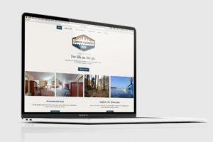 Website Design for Copper Country Inn Houghton Michigan