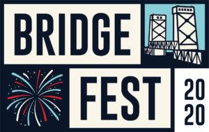 Bridgefest Logo Graphic Design Business Logo Houghton Michigan