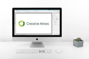 Logo Design for Creative Mines
