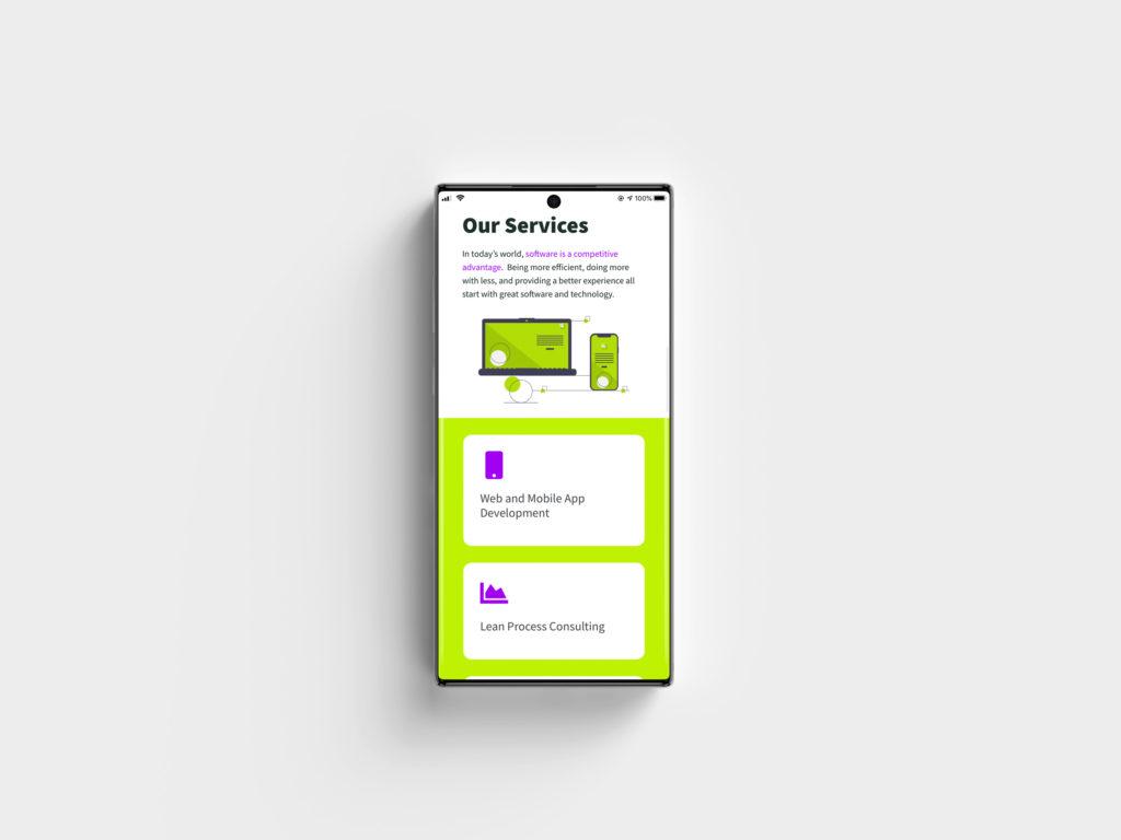 Mobile Website Development by SmartCreative in Houghton, Michigan