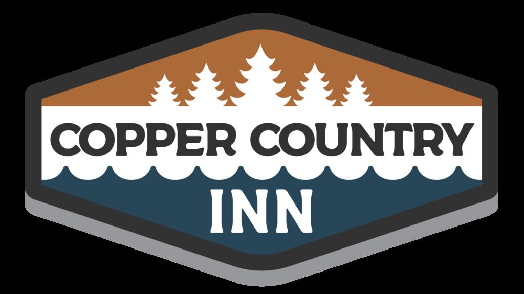 Logo Design for Copper Country Inn Houghton Michigan